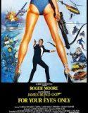James Bond 12: Senin Gözlerin İçin